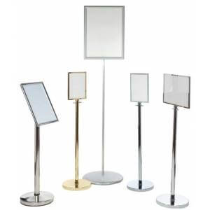 Hire Sign Stands