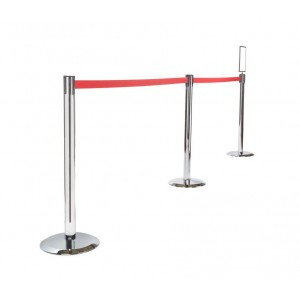 Retractable Barriers