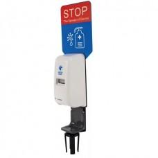 Tensabarrier Automatic Hand Sanitiser Unit