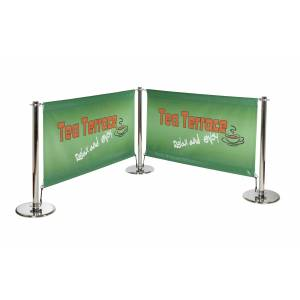 Cafe Banners & Posts