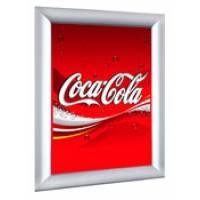 Click Frame (Snap Frame) Silver
