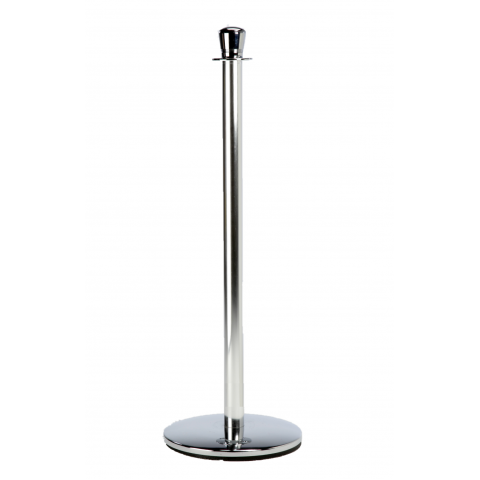Excelsior Polished Silver Post