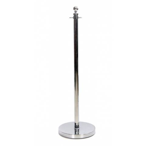 Prestige Chrome Barrier Post