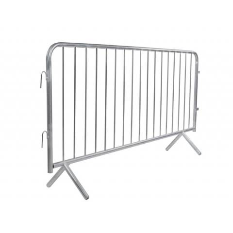 Steel Barrier (2.5m length 1.1m height)
