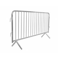 Steel Barrier (2.3m length 1.1m height)